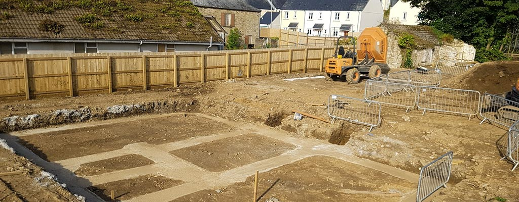 Groundworks Contractor Cornwall